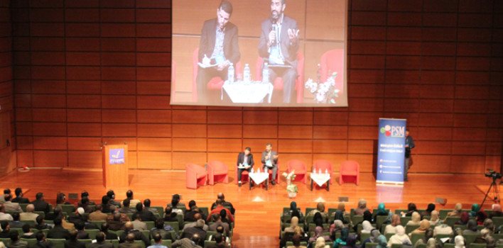 """""""I musulmani d'Italia:  Il bisogno della spiritualità e il dovere della partecipazione"""""""