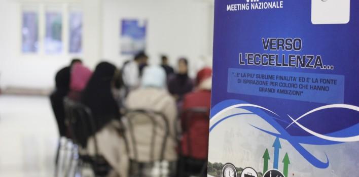 Verso l'Eccellenza.. Meeting Giovani PSM 2014