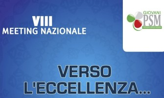 8° Meeting nazionale Giovani PSM