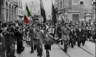Il 25 aprile, festa della liberazione