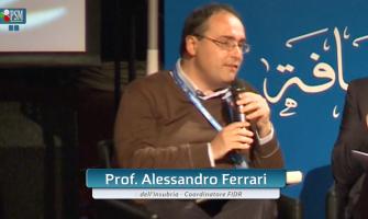 Lo status giuridico dei musulmani in Italia – Prof. Alessandro Ferrari