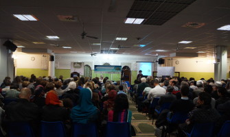 Giornata del Dialogo Cristiano-Islamico in Moschea a Torino