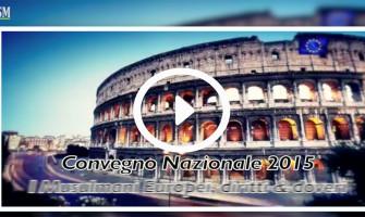 Promo Convegno Nazionale | Milano 2015