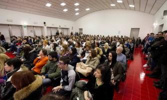 I Giovani PSM in Friuli ad un dibattito sul velo a scuola