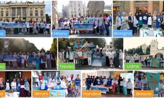 I Giovani PSM portano lo spirito del Ramadan nelle piazze italiane