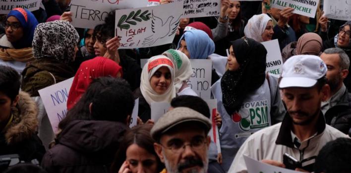 """Giovani PSM: """"Siamo pronti a difendere il nostro paese e i nostri valori comuni di libertà e democrazia."""""""