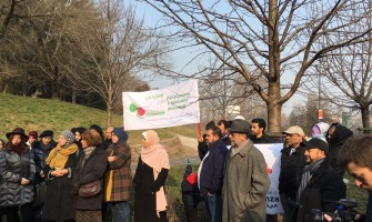Visita dei Giovani PSM al Giardino dei Giusti di Milano in occasione del Giorno della Memoria