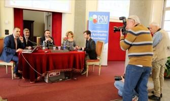 Conferenza Stampa Convegno PSM 2017 – Palazzo Civico di Torino