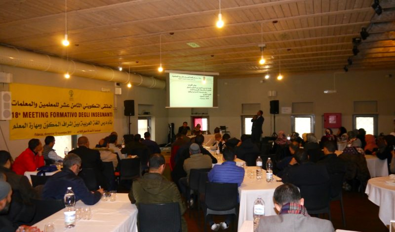 Seminario Insegnanti arabo per bambini