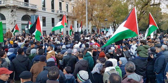 L'Italia in solidarietà con Gerusalemme