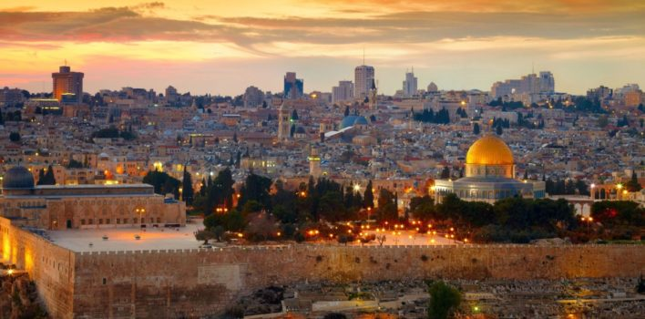 Gerusalemme capitale della Palestina