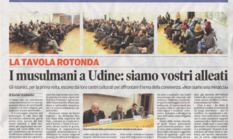 Rassegna Stampa | Tavola Rotonda Spiritualità e Nonviolenza a Udine