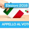 Appello al voto – Elezioni 2018