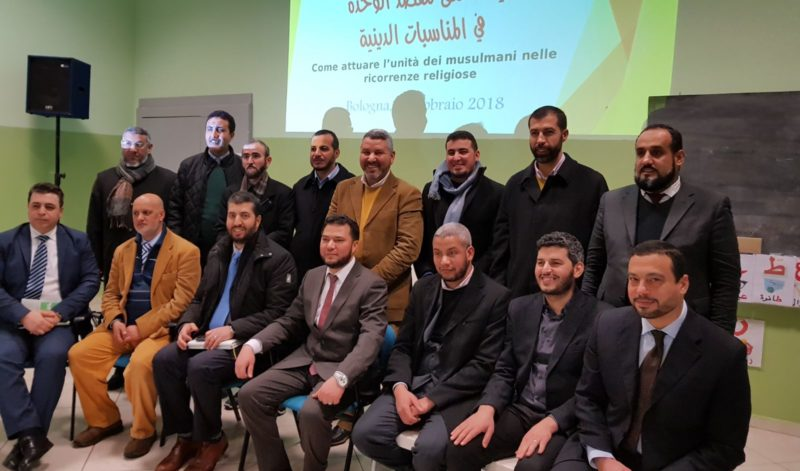 Coordinamento organizzazioni islamiche d'Italia per le ricorrenze religiose e gli orari di preghiera