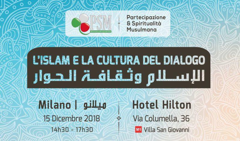 L'Islam e la cultura del dialogo | Tavola rotonda – Milano 15/12