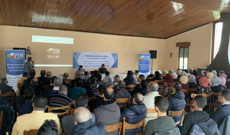 Assemblea dei responsabili locali PSM 2019