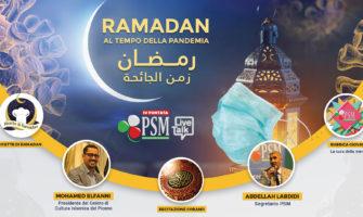 Ramadan al tempo della pandemia | 4a puntata #PSMLiveTalk
