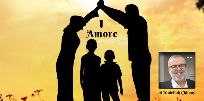 Valori bussola per la vita in famiglia | 1 L'Amore